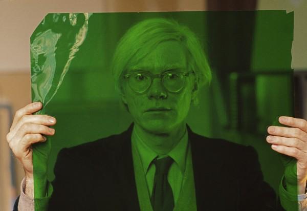STP Gallery, Thomas Hüpker, Warhol green, 1981, 90x60 cm, Fotografie