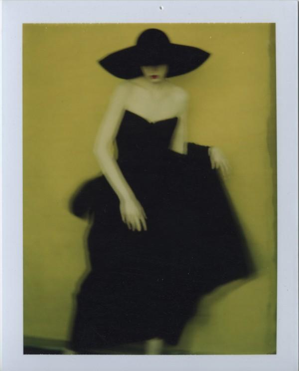 """Sarah Moon, """"Fashion 9, Yohji Yamamoto, 1996, © Sarah Moon"""