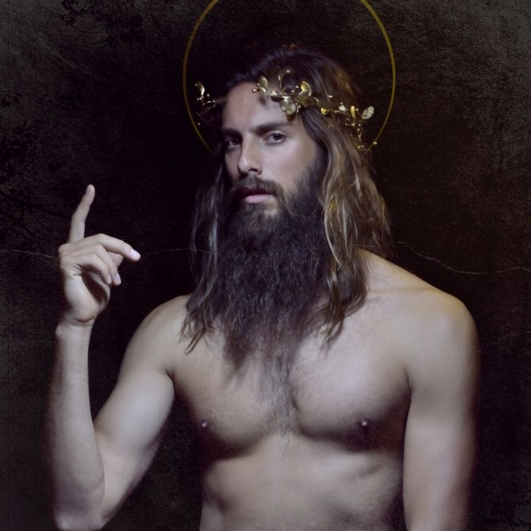 Andrea Galad_Saint John the Baptist,20x20, Digital Print_Wax_klein