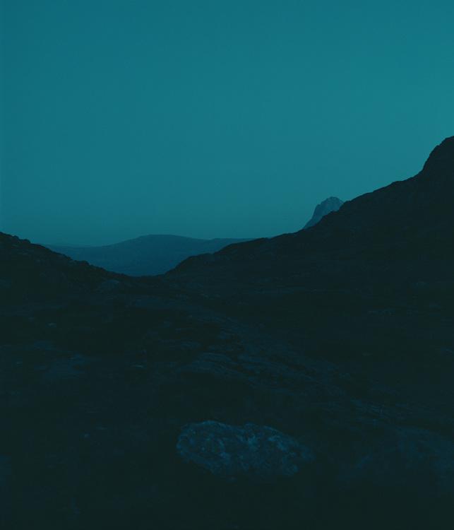 Luc Schol: Mountain, 2015