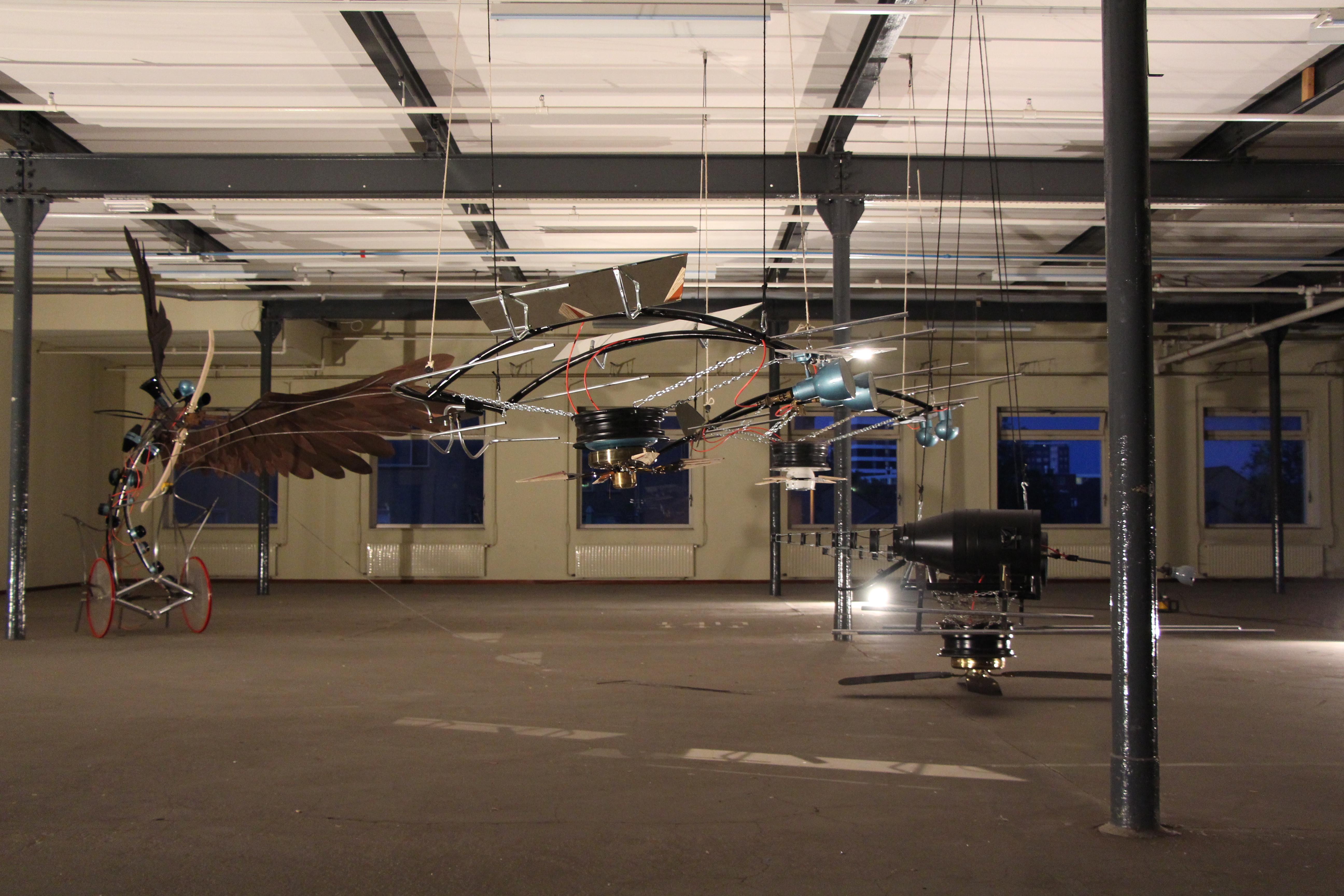 NO WALLS Expo, Matthias Grothus, Friedensstreiter