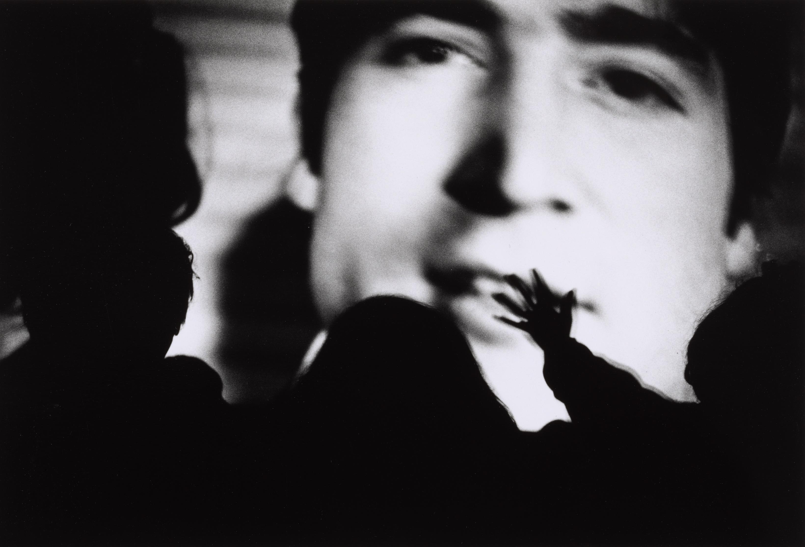 Yutaka Takanashi The Beatles, aus der Serie Tokyoites, 1965 Albertina, Wien © Takanashi Yutaka