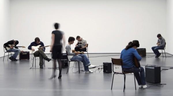 Christian Jendreiko: Gottesrauschen, Ansicht: Kunstverein für die Rheinlande und Westfalen, Düsseldorf, 2007