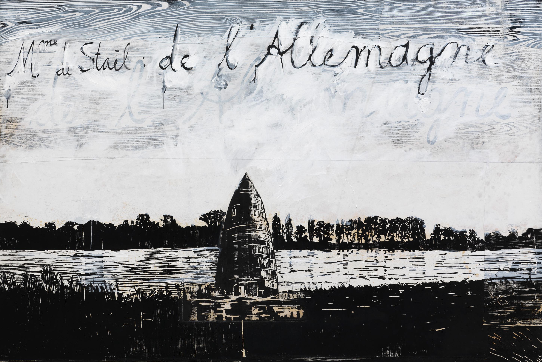 Madame de Staël: de l'Allemagne, 1982–2013 Privatsammlung; © Anselm Kiefer und Charles Duprat