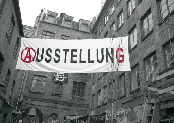 """Baldur Burwitz """"Ausstellung"""", MOM art space, Gängeviertel"""
