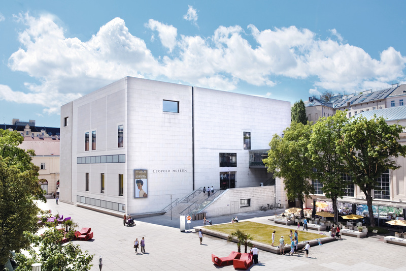 Leopold Museum © Leopold Museum, Wien, Foto: Julia Spicker.