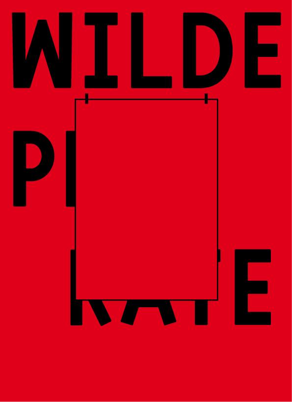 Wilde Plakate, @ Edel Extra