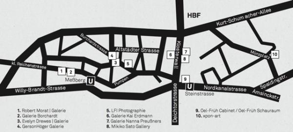 LangeNachtderGalerienimKontorhausviertel_Karte