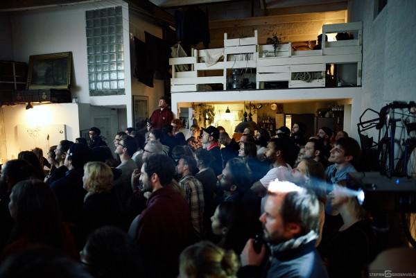 Open Show im Loft 23 © Stefan Groenveld