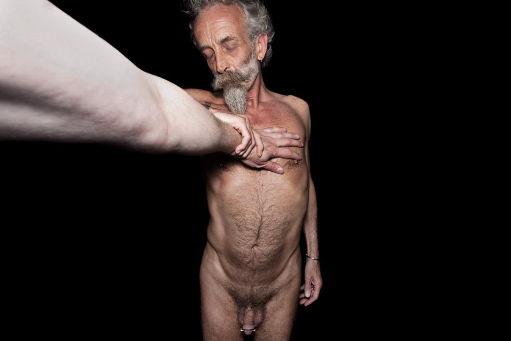Naked Touch, © Gavin Evans.