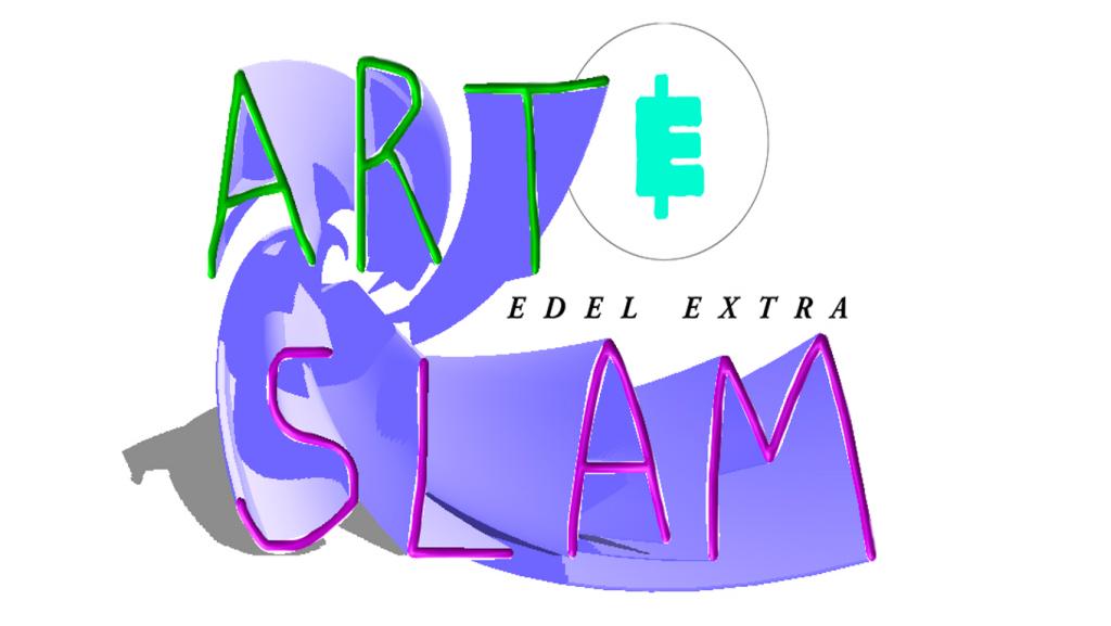 Art Slam im Edel Extra