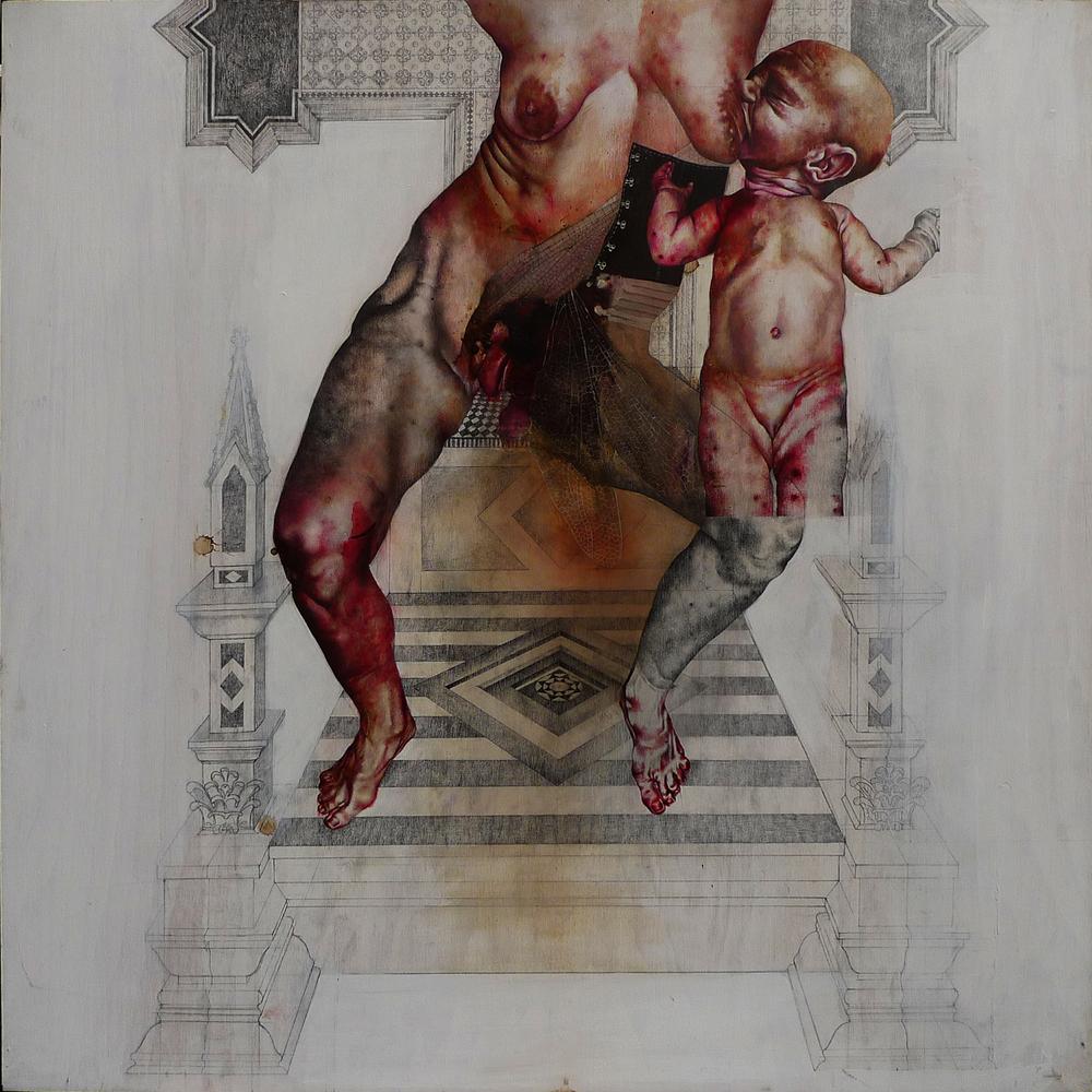 "Valentina Bardazzi ""Loridelsanto"", 2011. Courtesy: Artist, The Ballery."