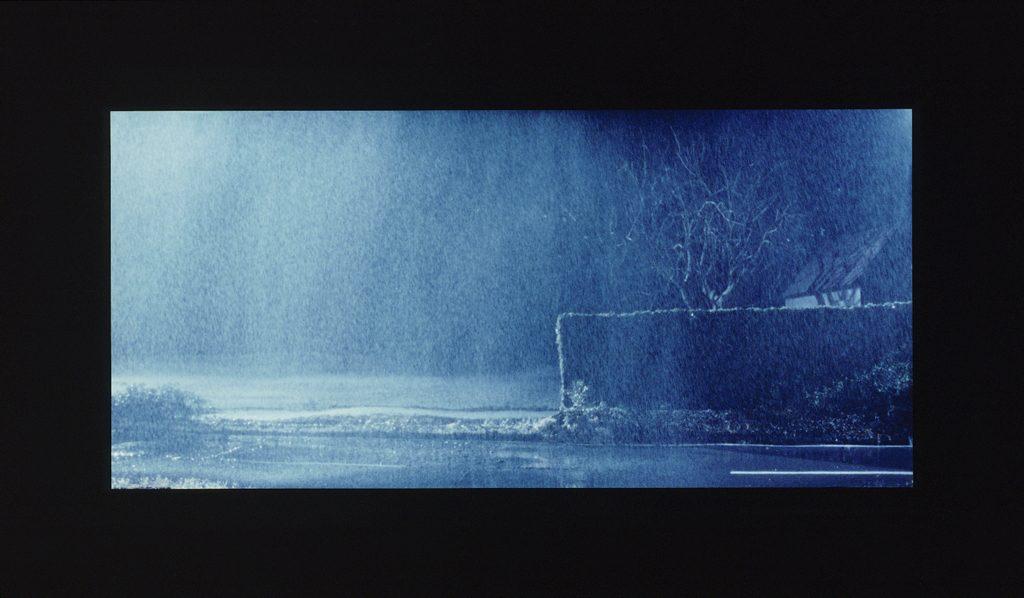 "Oliver Boberg: Video-Still aus ""Landstraße"""