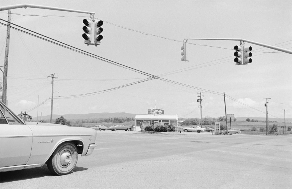 Henry Wessel: Pennsylvania, 1968, Fotografie, © Henry Wessel