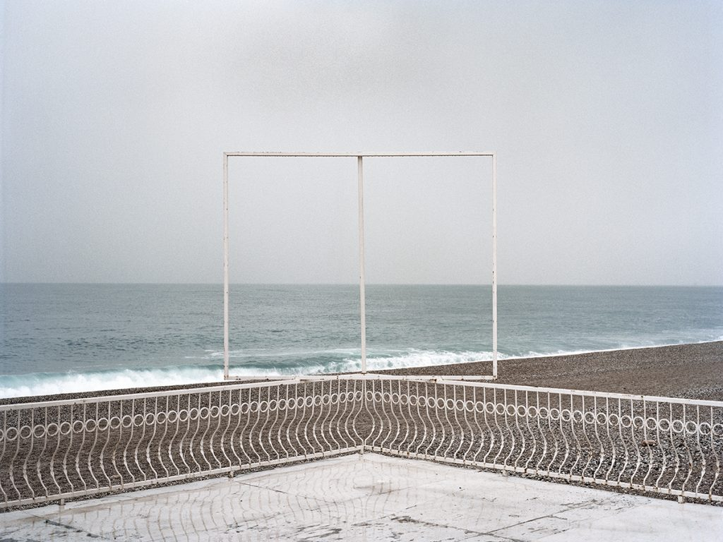 Thomas Bergner: Framed Sea