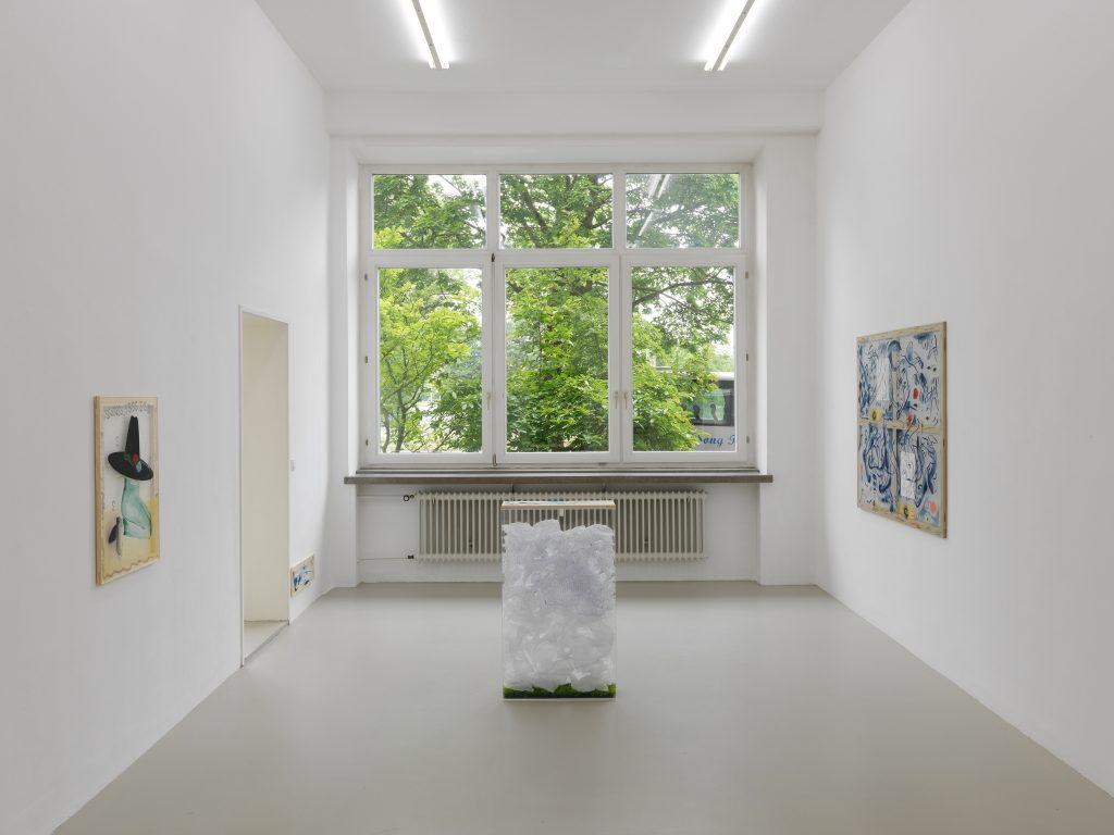 Elif Saydam, Matador, 2016 Installationsansicht / Installation view, Kunstverein Nürnberg – Albrecht Dürer Gesellschaft, 2016