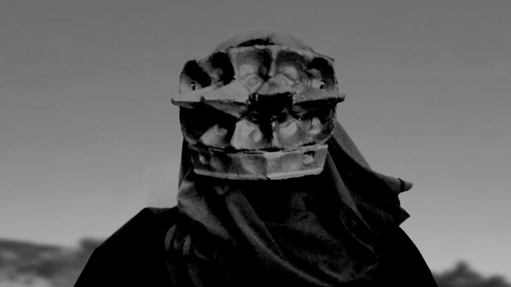 Arnaldo Gonzalez: Impuls, Video (1 Kanal Version, Schwarz – Weiß, Farbe, Ton, 21Min 00Sek), 2016