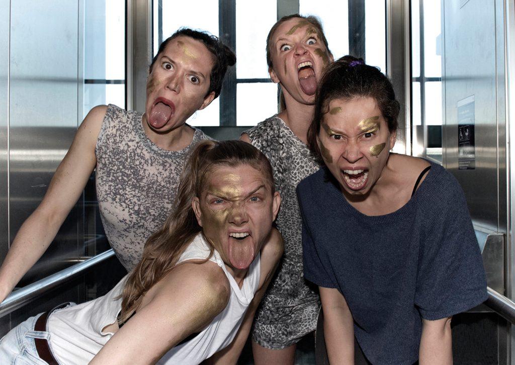 Kunstverein Harburger Bahnhof: RESISTING BODIES body – activism – dance
