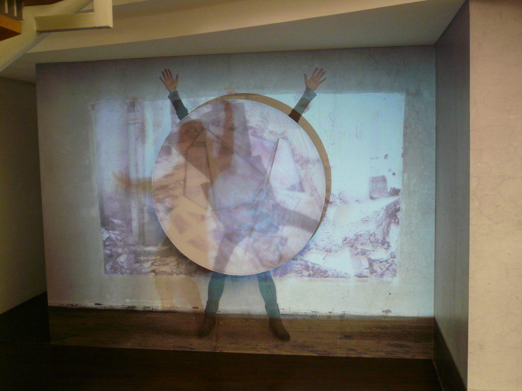 Ursula Kreutz: CMX (Critical Mass X), Ausstellungsansicht © Kunst Galerie Fürth