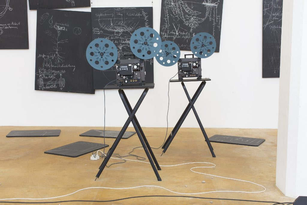 Joseph Beuys Das Kapital Raum 1970–1977, 1980 Detail Staatliche Museen zu Berlin, Nationalgalerie, Sammlung Marx Foto: Daniel Rosenthal © Daniel Rosenthal www.danielrosenthal.de; VG Bild-Kunst, Bonn 2016