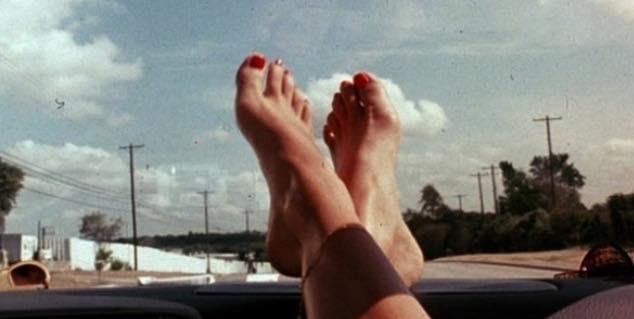 "© Quentin Tarantino, ""Death Proof"", Opening Scene, 2007"