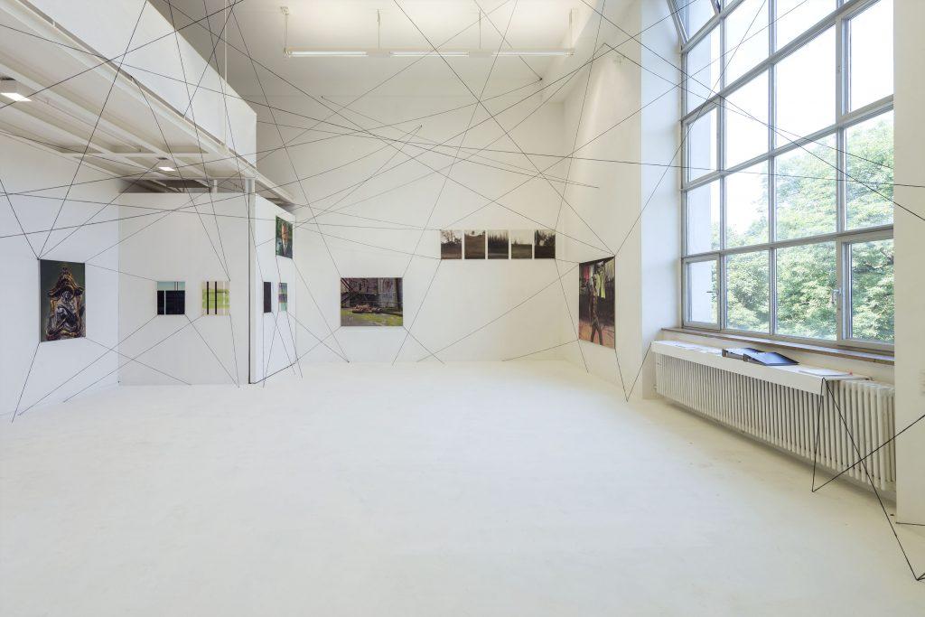 Jahresausstellung 2015_Klasse Anke Doberauer Foto Peter Reill