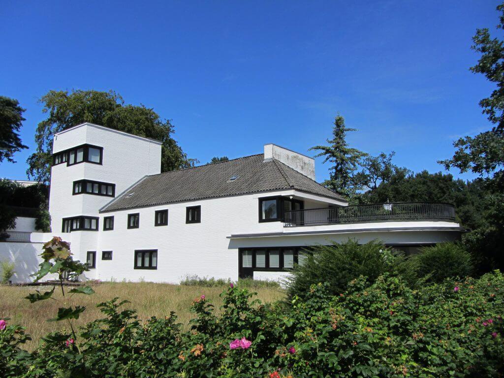 Haus Michaelsen, 1923, Architekt Karl Schneider
