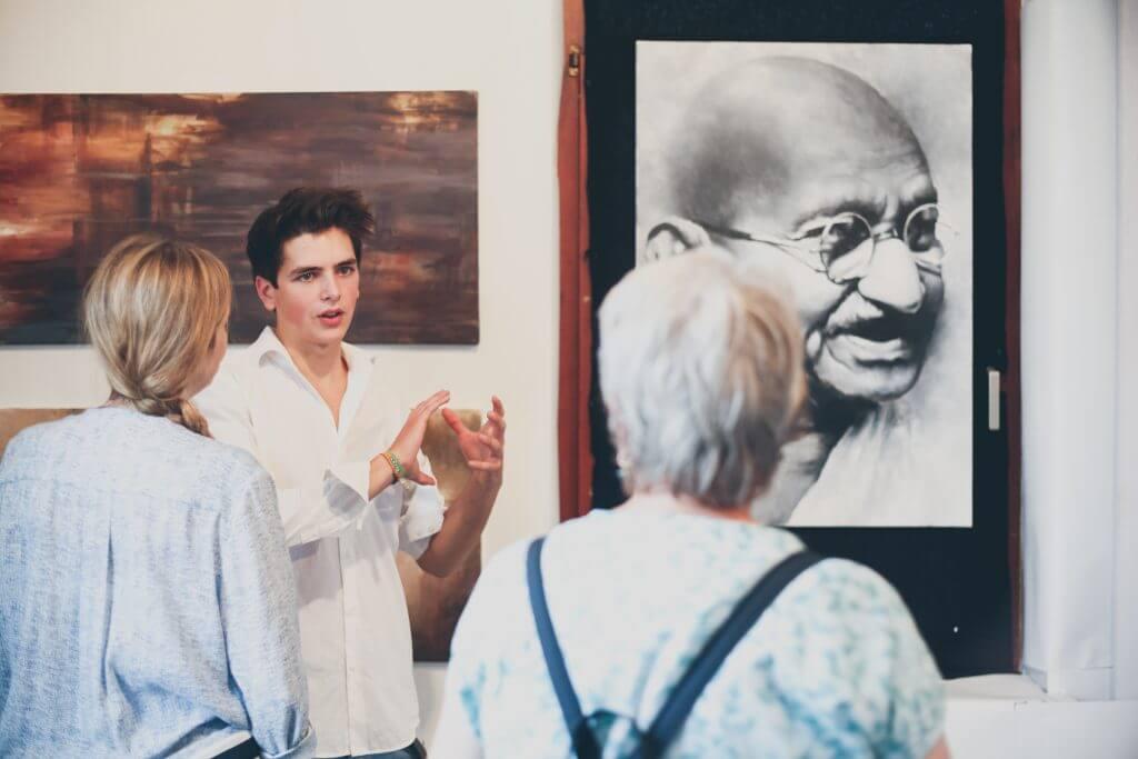 Eindrücke vom Taste Fest der Künste 2015.