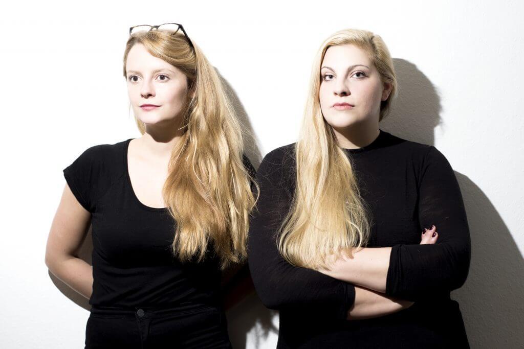 Sandra und Nadine sind die Köpfe hinter dem Taste Fest der Künste 2016.