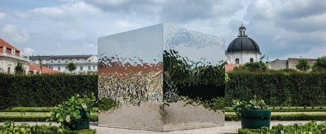 Peter Baldinger, Wolfgang Palme, A Paradise Diffusion, 2015,  © Peter Baldinger.