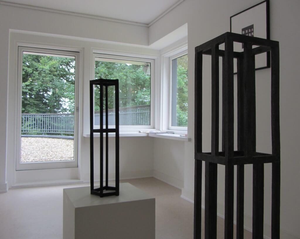 Jo Schöpfer im Kunstraum Falkenstein