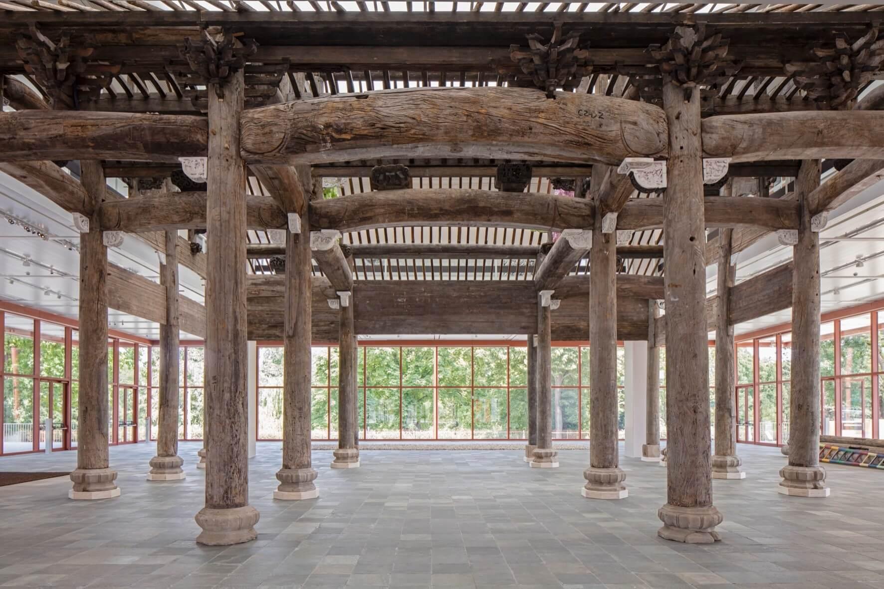 Ai Weiwei, Wang Family Ancestral Hall, 2015 © Ai Weiwei Studio, Foto: © Belvedere, Wien.