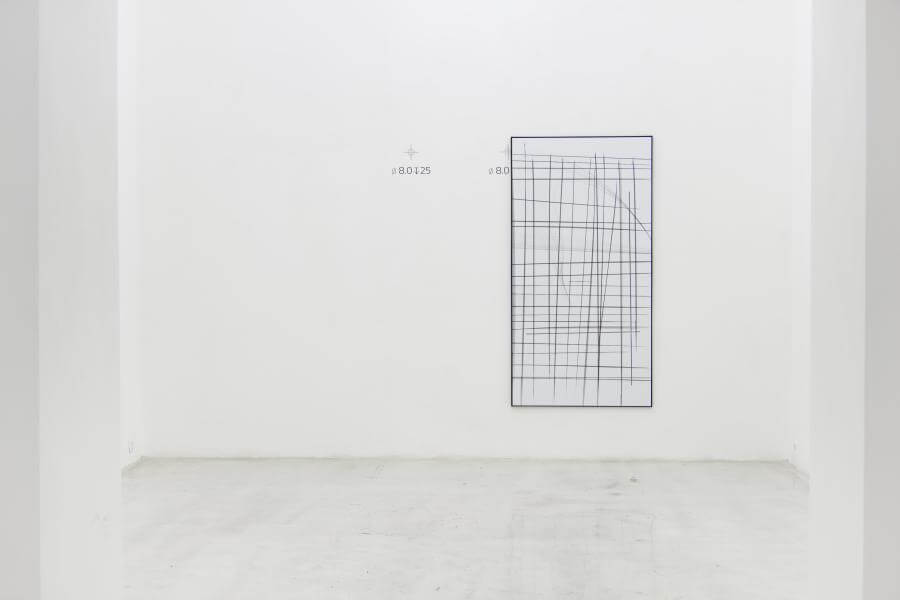 Marina Sula & Richard Nikl, installation view, Galerie Kunstbuero, Vienna.