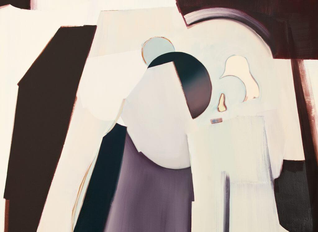 Evelyn Drewes Galerie ©Li-Wen Kuo, Öl auf Leinwand