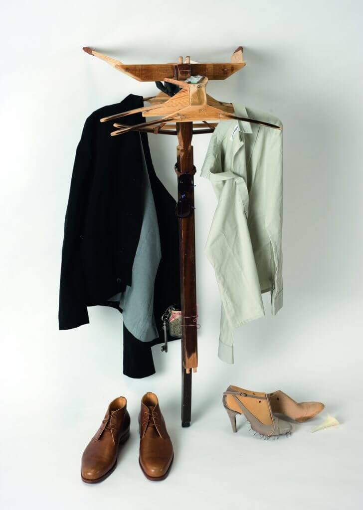 Pomona Zipser, Stumme Diener, Galerie van de Loo Projekte