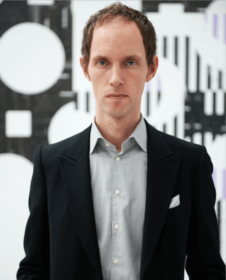 Portrait von Michael Riedel.