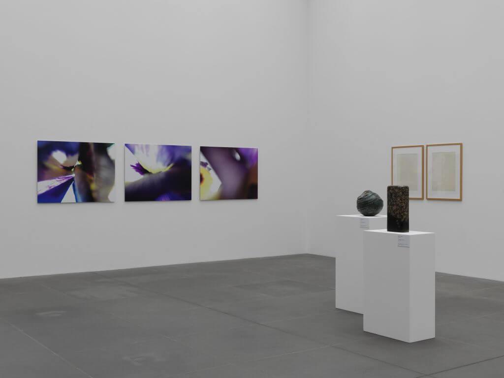 """Blick in die Präsentation von """"Raum um Raum"""" © Neues Museum (Annette Kradisch)"""