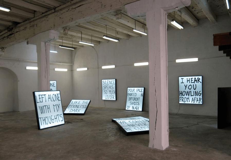Timotheé Talard: Lightboxes, 2015. Courtesy the artist and Galerie Gourvennec Ogor, Marseille/FR.