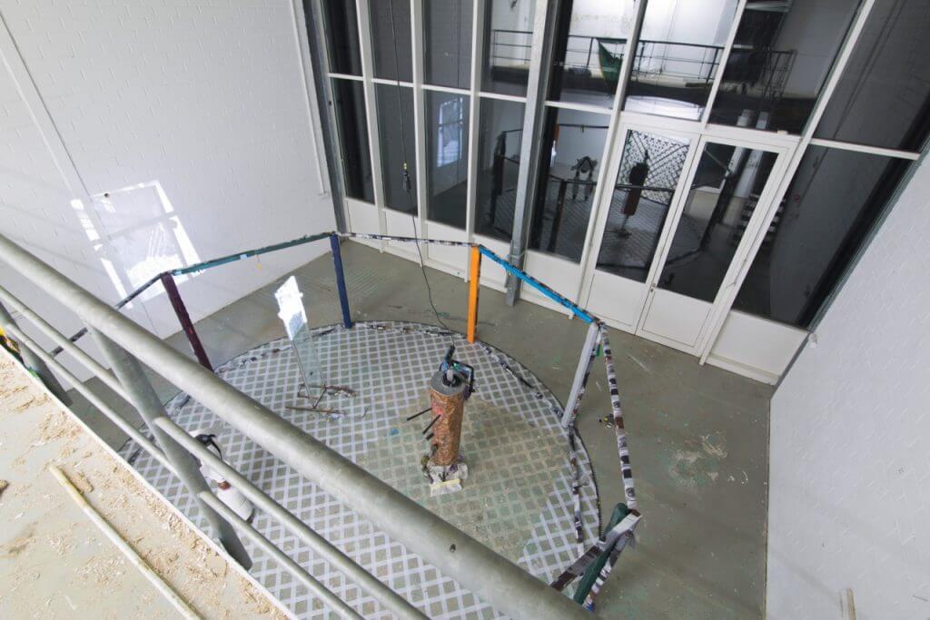 Tomasz Skibicki, Installationsansicht der Absolventenausstellung 2016, Foto: Tomasz Skibicki