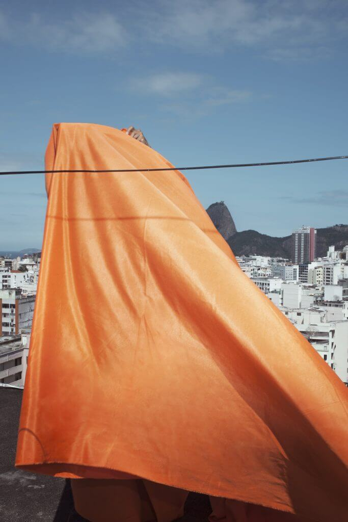 "Favela Ghost Or Pão De Açúcar aus der Serie ""Land of Black Milk"", 2016 © Stefanie Moshammer"