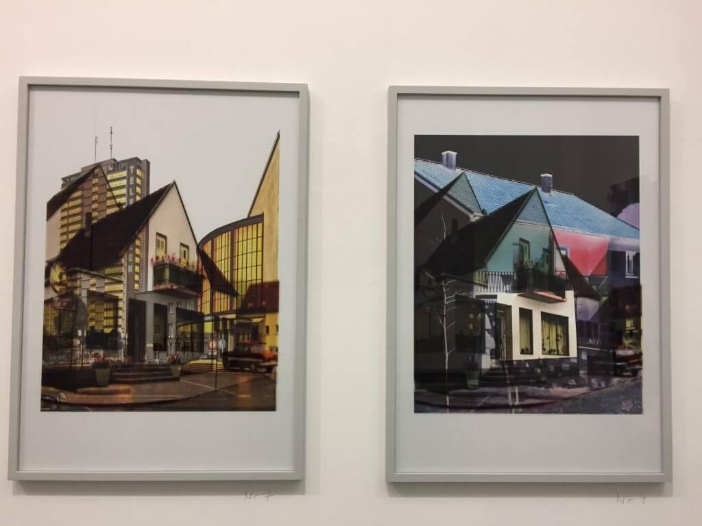 "Stefan Hunstein: ""Utopia"", Installationsansicht, Foto: Martina John"