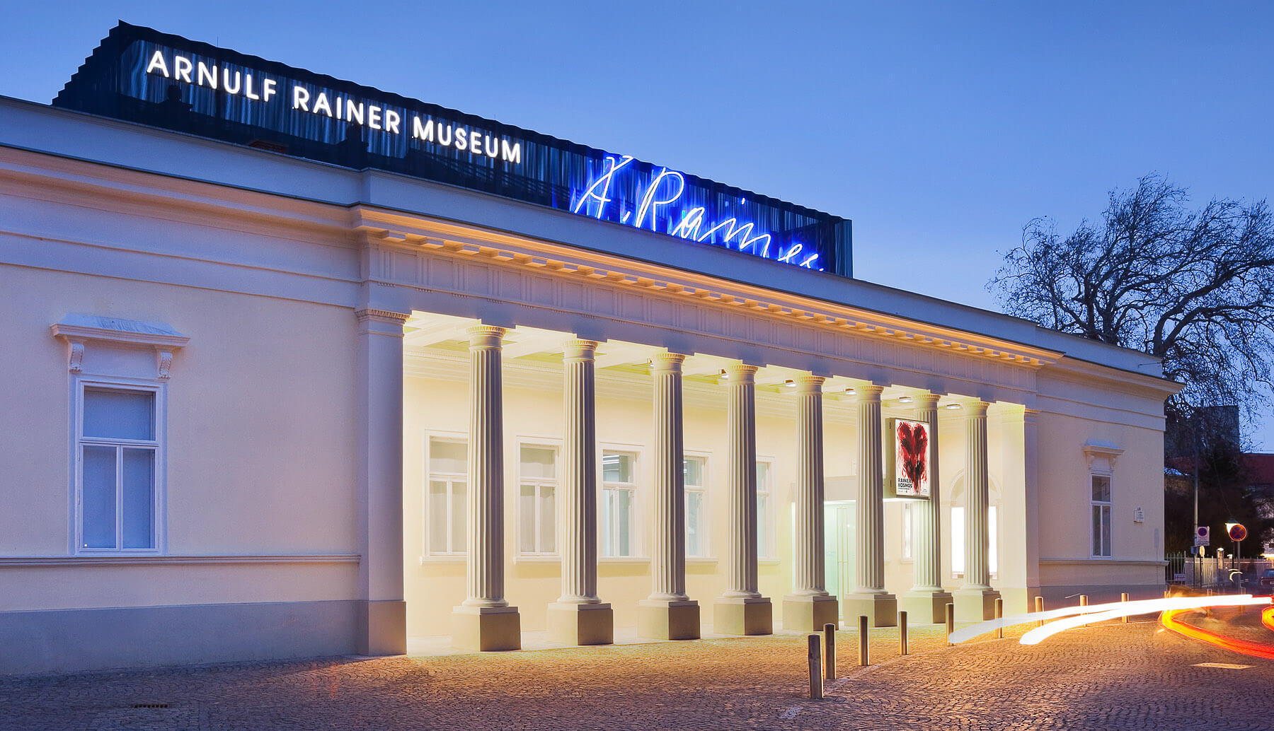 Arnulf Rainer Museum, Baden. Copyright: Arnulf Rainer Museum.