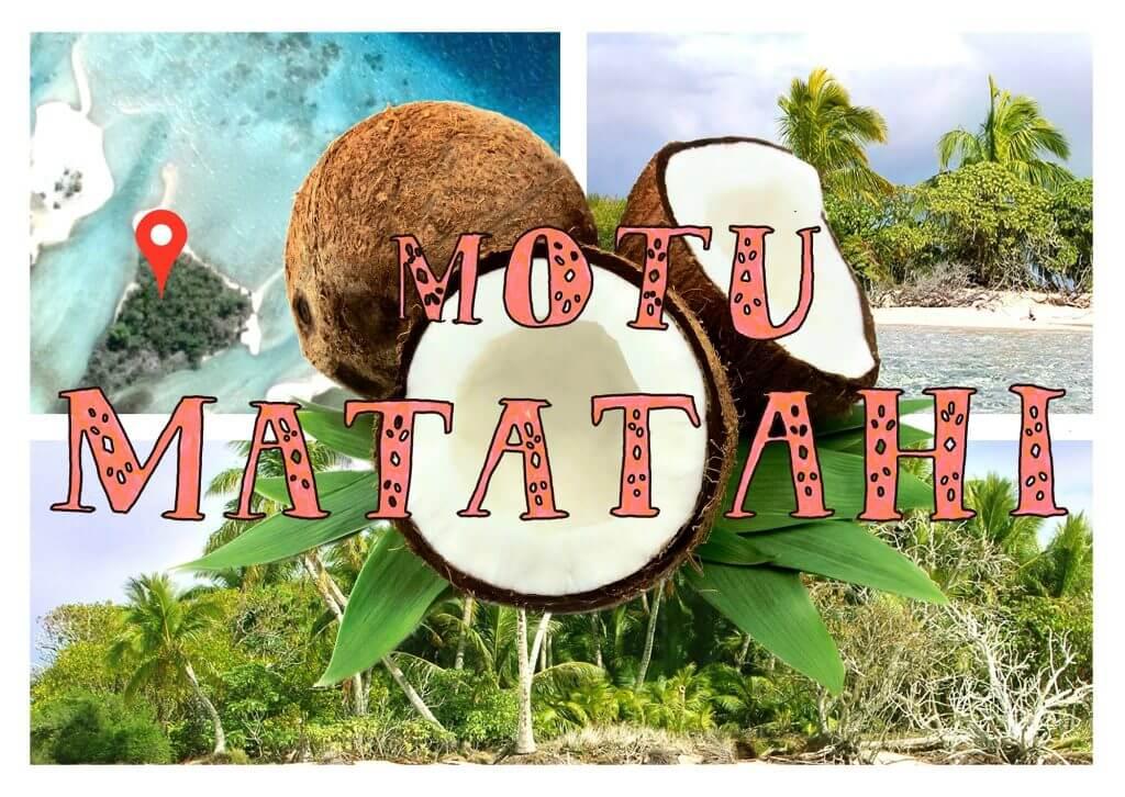 © Club Fortuna, Motu Matatahi, 2016