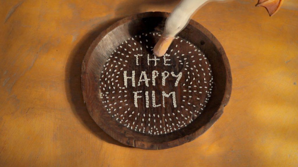 © Karim Charlebois-Zariffa, Filmstill, The Happy Film, Stefan Sagmeister