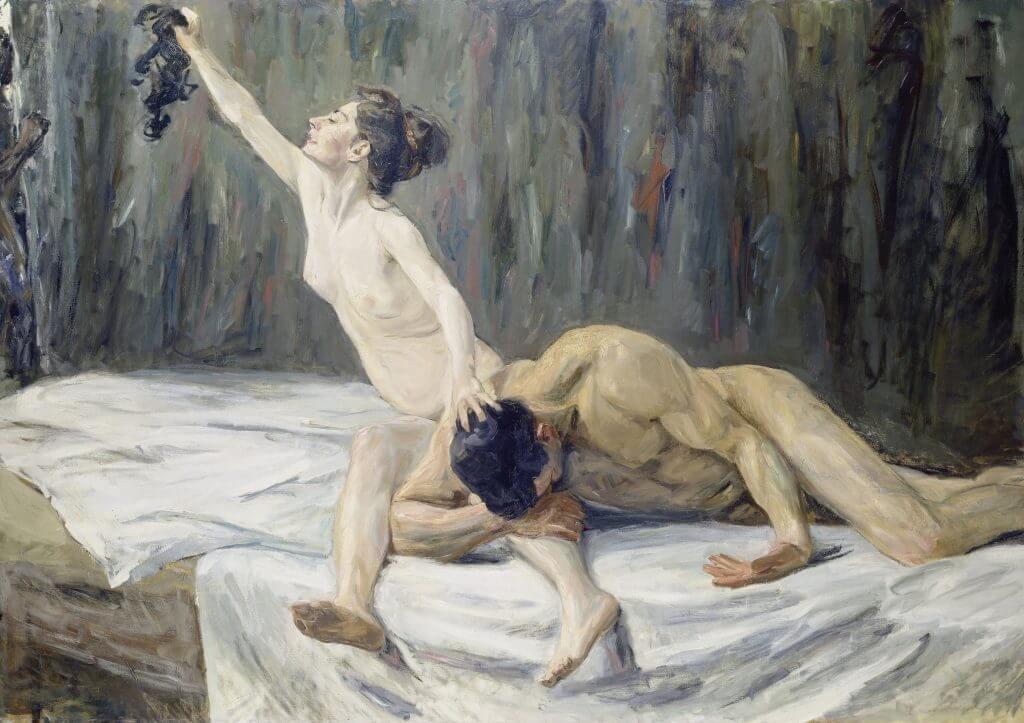 Max Lieberman: Simson und Delila, 1902 © Städel Museum, Frankfurt am Main – ARTOTHEK