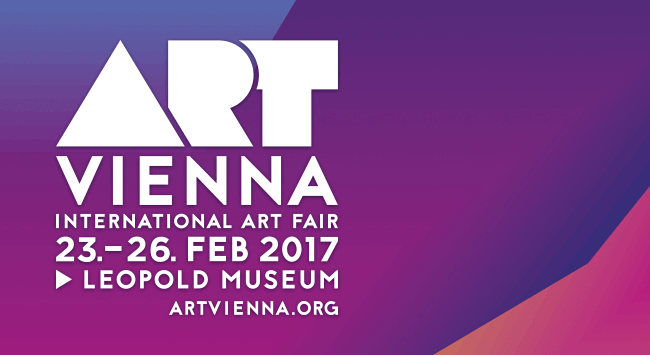 Logo Art Vienna, 2017 © Art Vienna