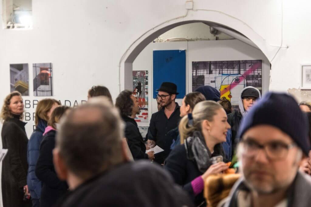 Eröffnung Jubiläumsausstellung xpon goes X | Foto: Klaus Friese