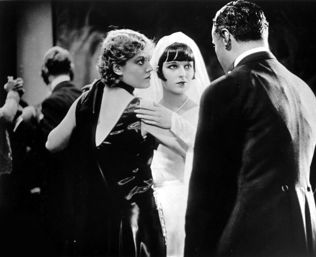 Louise Brooks und Alice Roberts in: Die Büchse der Pandora (1929)