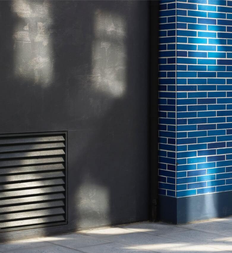 """Oliver Boberg: """"Schatten 8"""" (Seitengasse), 2016 © Oliver Boberg"""
