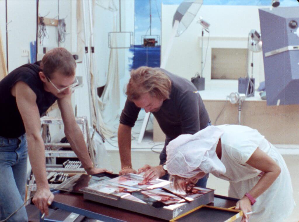 "Harun Farocki: ""Ein Bild"", Harun Farocki, 1983, Foto"